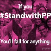 Stand with PP Fall for anything
