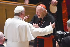 Pope Francis vows to end sexual abuse after McCarrick report